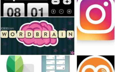10 bra appar för mobilen
