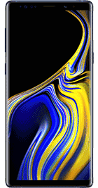 galaxy note9 mobiltelefon