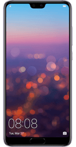 Huawei mobiltelefon