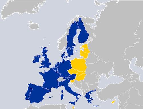 europa karta