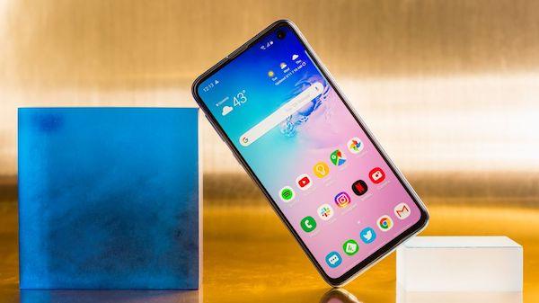 Samsung Galaxy modeller