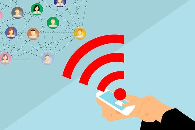 Mobiloperatörer i Tele2s nät